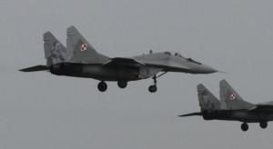 Piloci MIG-29 obawiają się o bezpieczeństwo. RPO alarmuje szefa MON