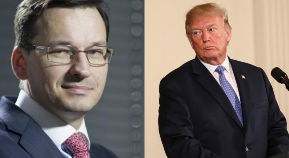 Polacy wybrali: Mateusz Morawiecki i Donald Trump politykami roku