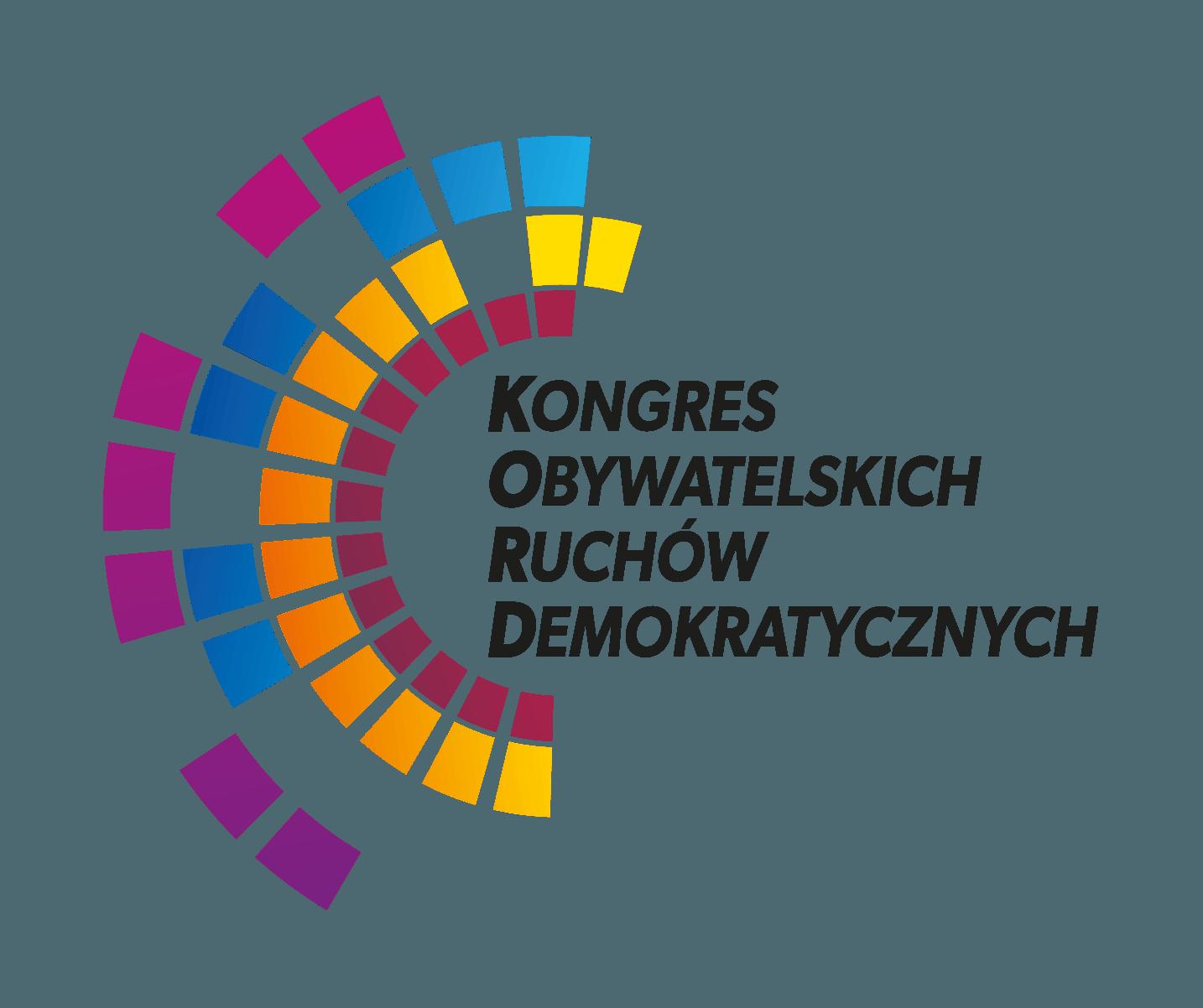 Logo Kongresu Obywatelskich Ruchów Demokratycznych (KORD) (fot. kord.org.pl)
