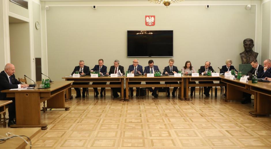 Sejm, Senat, rząd, ministerstwa, prezydent: kalendarium wydarzeń 21-27 stycznia 2019 r.