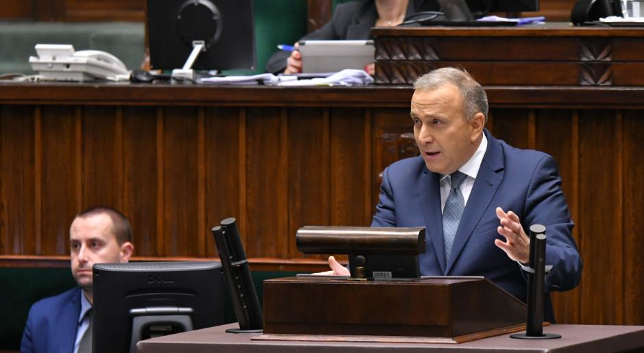 Grzegorz Schetyna kieruje Platformą już od trzech lat. (fot. /Łukasz Błasikiewicz/Kancelaria Sejmu RP/flickr.com/CC BY 2.0)