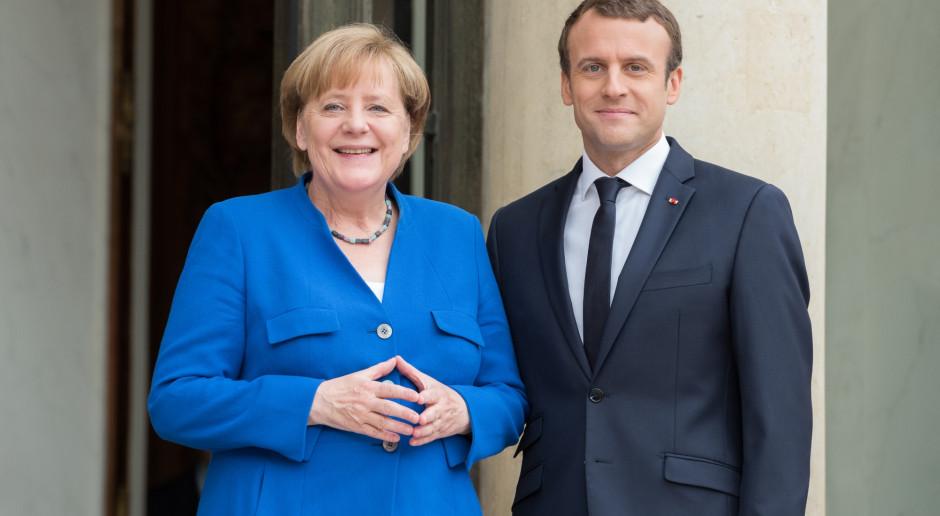 Niemcy i Francja podpisały nowy traktat o współpracy