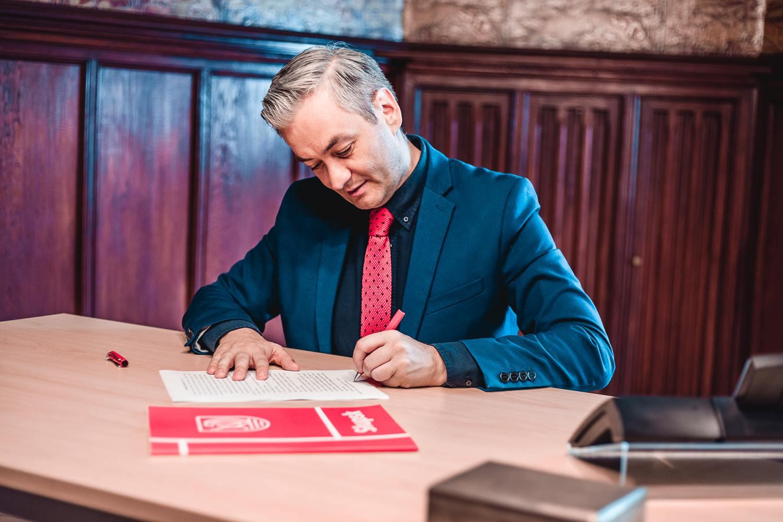 W połowie marca Robert Biedroń planuje przedstawienie liderów list wyborczych swojego nowego ugrupowania do europarlamentu (fot.facebook.com/RobertBiedron)