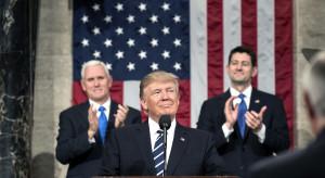 """Donald Trump chce napływu imigrantów """"w jak największej ilości"""""""