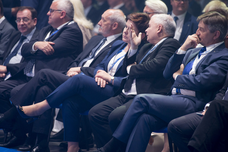 Zdaniem RPO celem spotu PiS było nie informowanie odbiorców o poglądach nadawcy, ale wywołanie lęku oraz niechęci (fot. pis.org.pl)