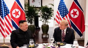 """Kim Dzong Un pisze """"cudowny"""" list do Donalda Trumpa"""