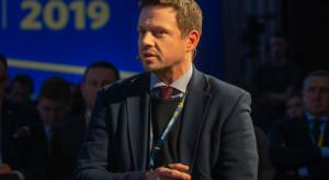 Trzaskowski: Jak widzę bezczelną minę minister edukacji, to rozumiem nauczycieli