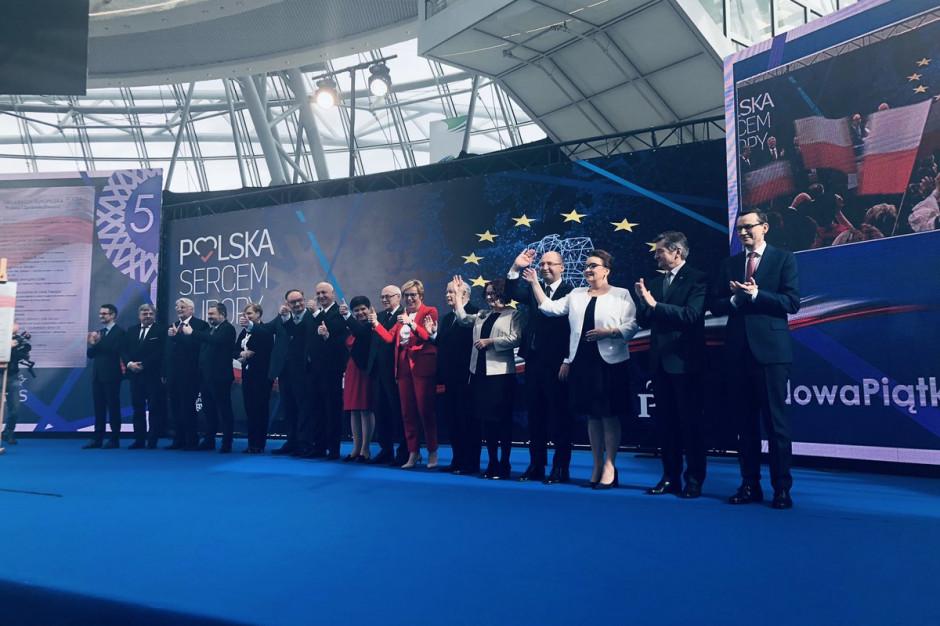 Konwencja PiS w Jasionce. Fot. Twitter