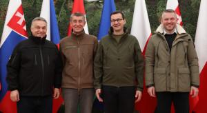 NATO gwarantem naszego bezpieczeństwa - podkreślają premierzy państw Grupy Wyszehradzkiej