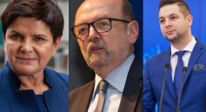 Szydło, Legutko i Jaki otwierają listę kandydatów PiS do PE w okręgu małopolsko-świętokrzyskim