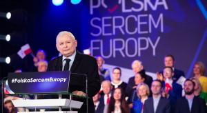 """W weekend konwencja PiS: """"Ta konwencja ma na celu wymianę myśli, opinii i pomysłów na Polskę"""""""