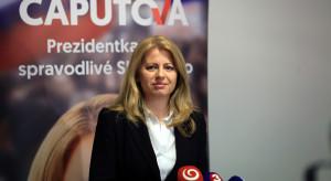 Wybory na Słowacji. Jest faworytka