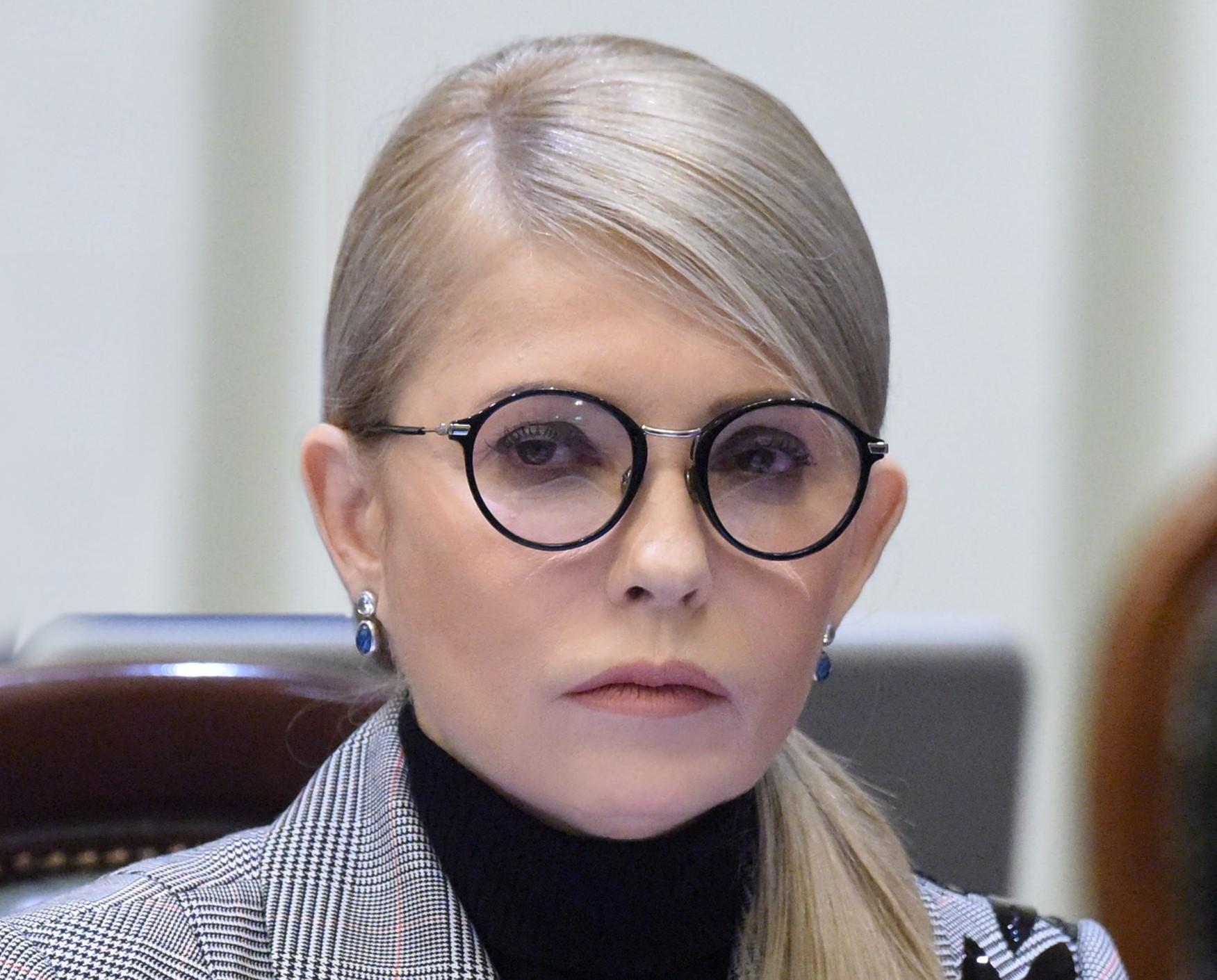 Dla Julii Tymoszenko wybory to szansa na powrót do politycznej pierwszej ligi Fot. WIkimedia commons Vadim Chuprina, CC-BY-SA-4.0)