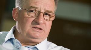 Saryusz-Wolski: PO ma udział w kryzysie Unii Europejskiej