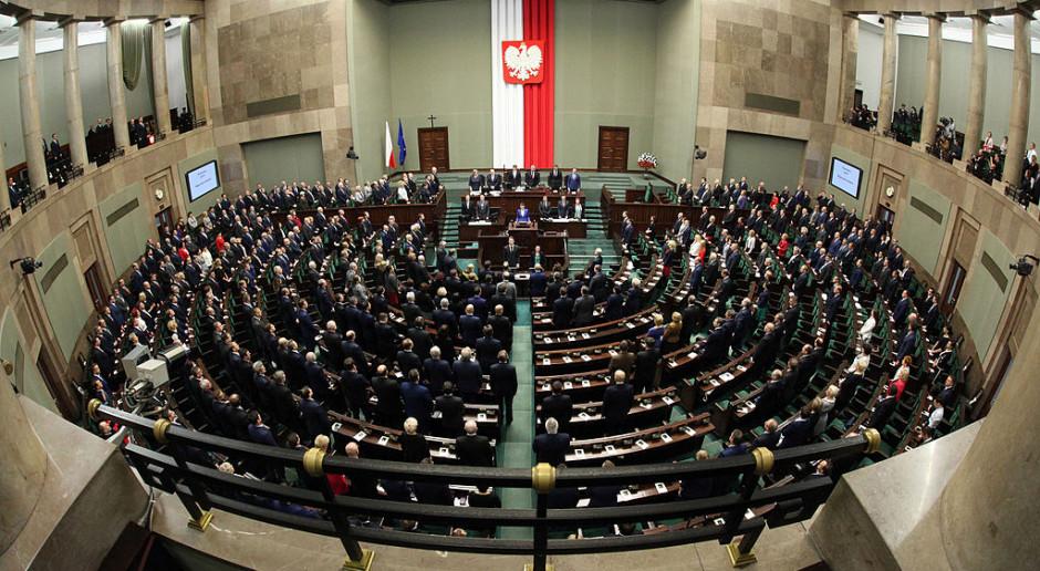 Sejm uchwalił nowelę Kodeksu wyborczego