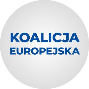 Koalicja Europejska - poparcie w sondażach przed wyborami parlamentarnymi 2019