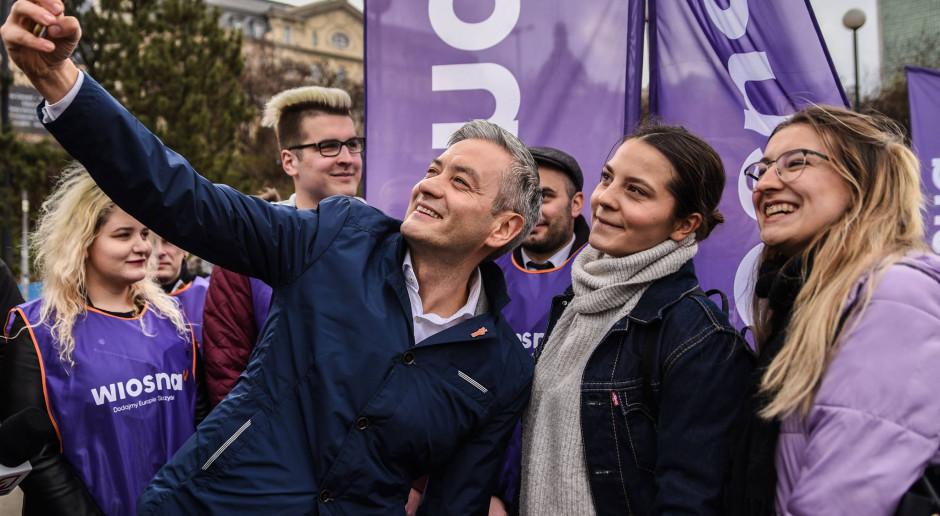 Robert Biedroń: jesienią dopilnuję, żeby odsunąć PiS od władzy