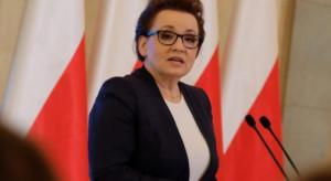Nauczyciele pokrzyżują plany Anny Zalewskiej w wyborach do Parlamentu Europejskiego?