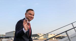 Prezydent Andrzej Duda odznaczył Orderem Orła Białego prezydenta Słowacji