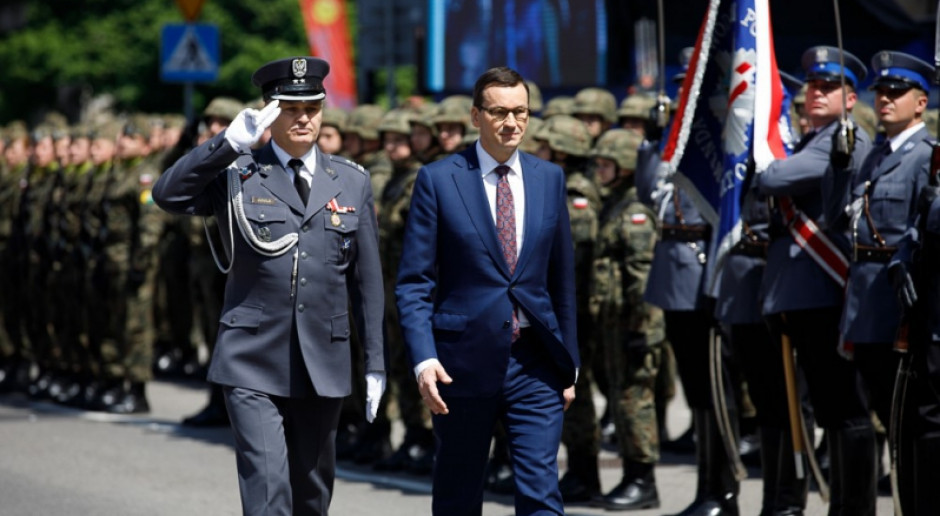 Premier: Polacy walczący w Bitwie Warszawskiej 1920 r. zasługują na wielkie upamiętnienie