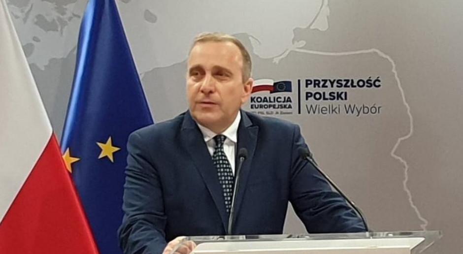Grzegorz Schetyna: Chcemy powołania państwowej, niezależnej komisji prawdy