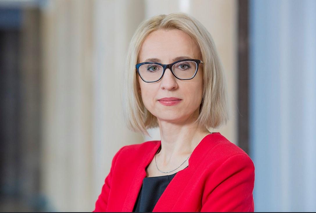Teresa Czerwińska (Fot. MF/Twitter)
