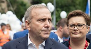 Schetyna do Morawieckiego: z kłamstwa uczyniliście narzędzie polityki