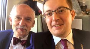 Konfederacja o odejściu Jakubiaka i Liroya-Marca: Potencjał polityczny obu polityków nie był wielki