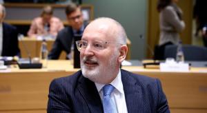 Nie ma porozumienia ws. nowego szefa KE. Szczególnym problemem: kandydatura Timmermansa