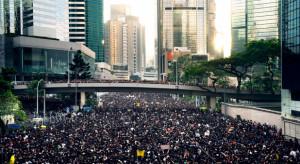 Chiny po cichu podwoiły ilość żołnierzy w Hongkongu