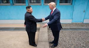 Donald Trump chce jeszcze w tym roku spotkać się z Kim Dzong Unem