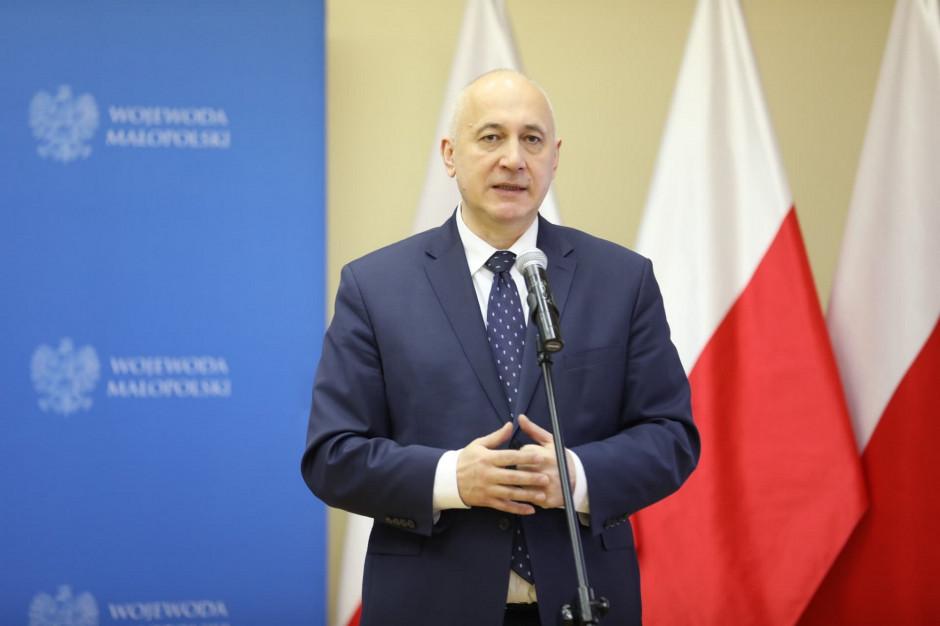 Szef sztabu wyborczego PiS Joachim Brudziński (fot. mswia.gov.pl)