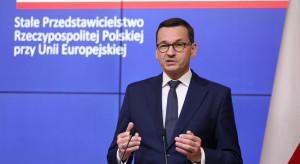 Mateusz Morawiecki skomentował decyzję unijnego trybunału ws. Sądu Najwyższego