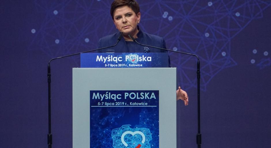 Szydło: nie możemy odpuścić sobie kampanii do polskiego parlamentu