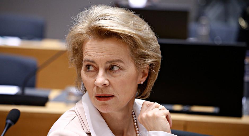 Ursula von der Leyen: trzeba słuchać argumentów, także Polski