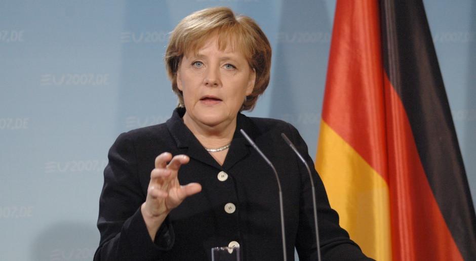 Angela Merkel skomentowała stan swojego zdrowia