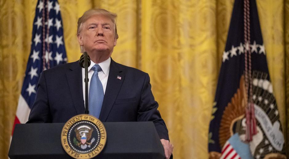 Donald Trump odsyła opozycyjne kongresmenki na emigrację