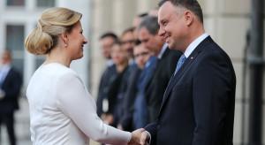 Prezydent Słowacji: Polska naszym bardzo ważnym partnerem w inwestycjach i w gospodarce