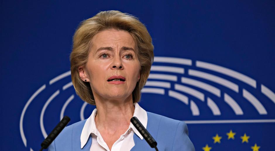 """Wybór von der Leyen to """"to ostatni akord porażki europejskich socjalistów"""""""