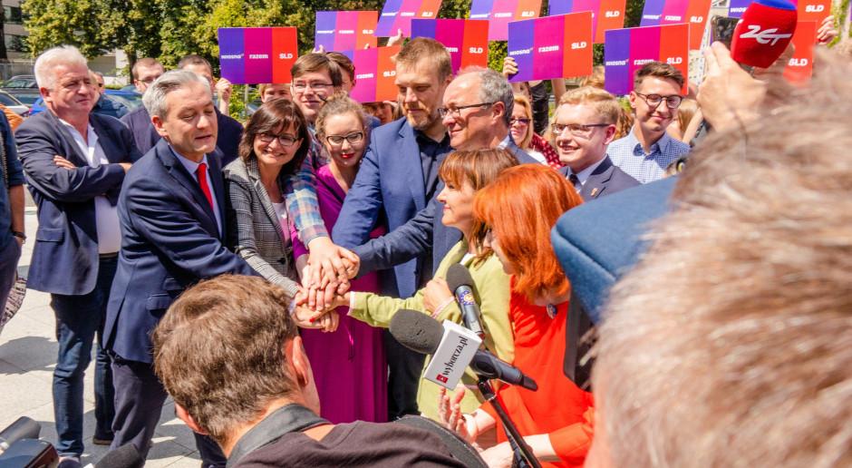 SLD, Wiosna i Razem zaakceptowały czołówki list Lewicy do Sejmu