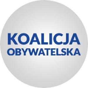 Koalicja Obywatelska - poparcie w sondażach przed wyborami parlamentarnymi 2019
