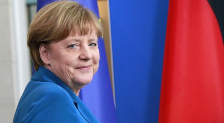 Angela Merkel broni swej polityki migracyjnej