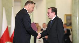 Mariusz Kamiński objął stanowisko ministra spraw wewnętrznych i administracji