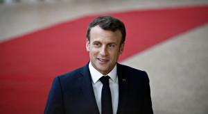 Emmanuel Macron ogłosił zwycięstwo Francji nad koronawirusem