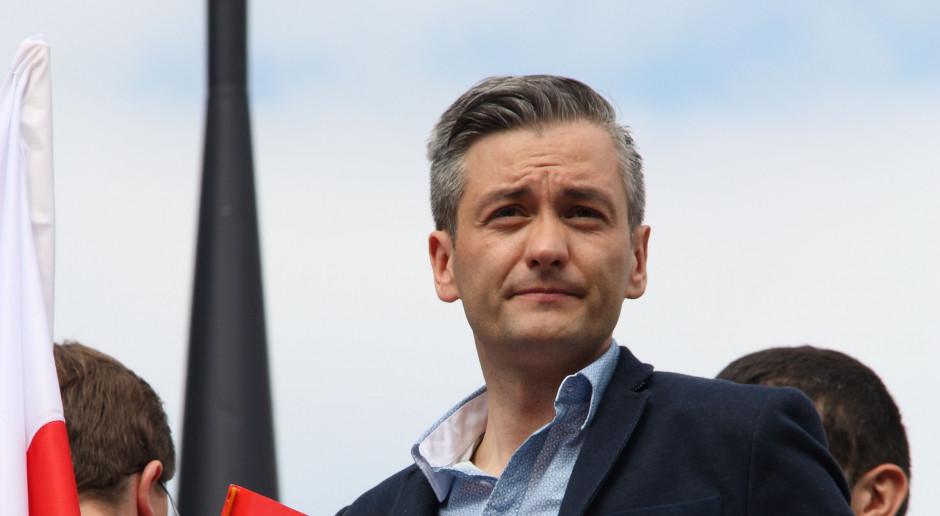 Biedroń: Jeśli do 3 maja rząd nie wyśle KPO do KE - Lewica będzie się domagać przełożenia posiedzenia Sejmu