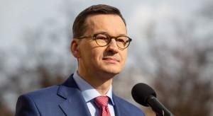 Morawiecki: pan Trzaskowski jest wychowankiem pana Tuska