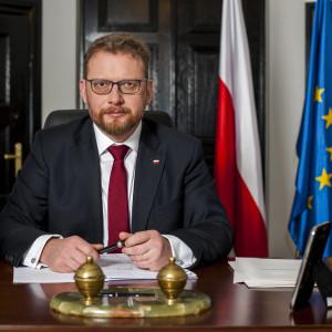 Łukasz Szumowski - Minister zdrowia - oceniaj pracę rządu