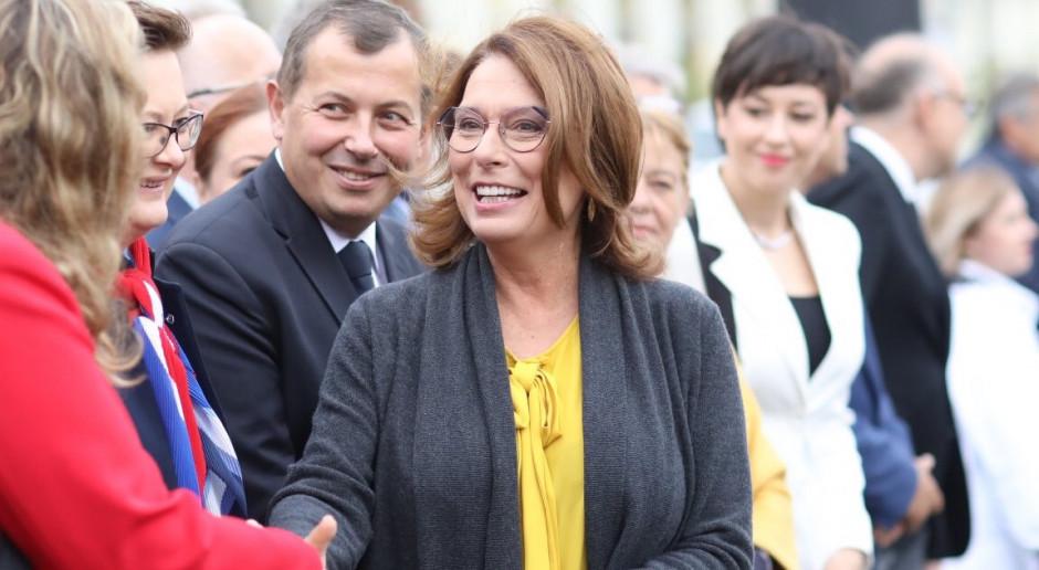 Kidawa-Błońska apeluje do prezesa PiS o naprawę systemu edukacji