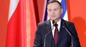 Prezydent: Mam nadzieję, że niebawem ruch bezwizowy pomiędzy Polską a USA stanie się faktem