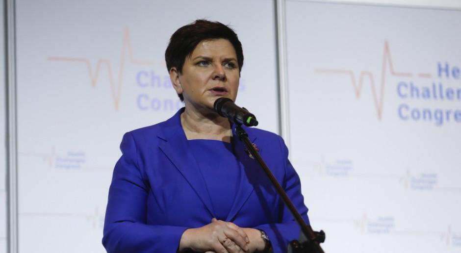 Szydło: pójdźmy razem po raz kolejny; wygrajmy te wybory dla Polski